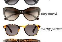 WEAR - Sunglasses / A collection of sunglasses. / by Hairspray and HighHeels