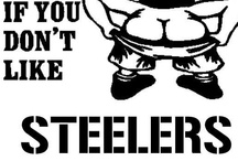 Steelers / by Willie Slepecki