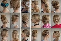 Hair Styles / by Alyson Hills-Martin