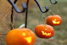 Fall and Halloween :) / All things Fall and Halloween-y.  / by Ashley Shade
