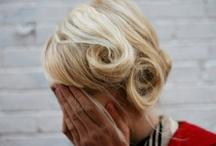 hårångest / hair anxiety / by Hellen Olivia