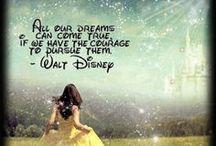 I <3 All Things Disney!! / I love ALL the Disney things! The movies, Disneyland, Disney World, the Disney Princesses, Disney Villians, Walt, Minnie Mouse, ALL of it!! :)  / by Ashley Shade