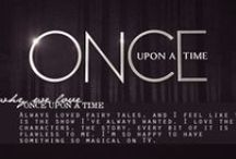 Once Upon A Time / Because it deserves its own board! / by Ashley Shade