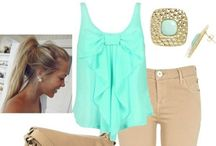 Outfits I love / by Abrianne Fasig