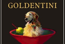 Great Golden Retriever Stuff / Products, articles etc about golden retrievers / by The Daily Golden