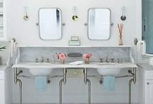 Bathrooms / by Barb Ellis-Danford