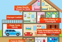 Are you prepared? / If you hear about a catastrophe on the 6 o'clock news, it's TOO LATE to prepare. / by Family Survival Planning