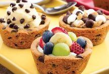 Recipes- sweet / by Barb Ellis-Danford