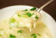 Recipes- soup / by Barb Ellis-Danford