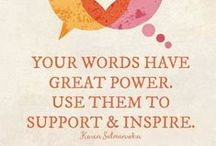 Quotes Worth Noting / by Amy Westerman