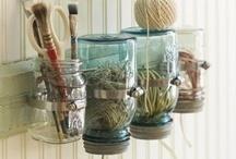 Craft Room: Organization/Storage / by Kim Wood