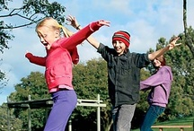 Out and About with Active Kids / All that energy! Go outdoors and set it free!  / by HearthSong