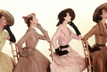 Ideas for my styles / Three main styles: work, Retro (30s/40s/50s), and something more Neo-Victorian / by L ChMa
