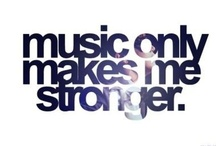 Music...my Other Love / by Amy Crowder