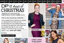 Dorothy Perkins 12 days of Christmas / by Dorothy Perkins