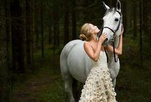 Phtoshoot with a Horse / by Mari Harsan Studios