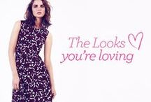 The Looks You're Loving x / Check out a selection of the top DP pieces currently trending...  / by Dorothy Perkins