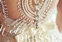 wedding dresses! / by kristin austin