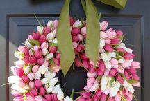 Wreaths / by Sheila Jennings Primeau