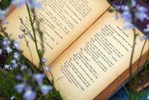 Livros / O autor só escreve metade do livro. Da outra metade, deve ocupar-se o leitor. (Joseph Conrad) / by Claudete Parreira
