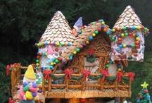 Gingerbread Houses / by Jolene West
