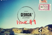 Georgia May Jagger Journey - Issue #1 / by Sunglass Hut