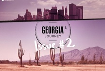 Georgia May Jagger Journey - Issue #2 / by Sunglass Hut