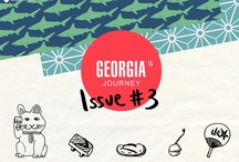 Georgia May Jagger Journey - Issue #3 / by Sunglass Hut