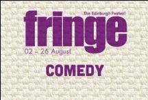 2013 Comedy / by Edinburgh Festival Fringe Society