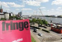 Programme pics / Where have you been getting #unbored? / by Edinburgh Festival Fringe Society