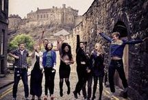 #skyscannerpostcard / A collection of your #edfringe #skyscannerpostcard entries!  For a chance to win a £500 travel voucher (and more!), visit bit.ly/skyscannerpostcard / by Edinburgh Festival Fringe Society