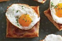 Brunch / Breakfast / by Laure - Buttercream & Chantilly Factory