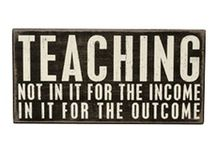 Teaching = <3 / by Sierra Yoder