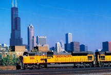 citySCAPE 3: Chicago / Chicagoland, Windy City, City of the Big Shoulders, etc etc etc / by Ken Harrison