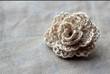 Crafty crochet and knitting / by Samantha Steele