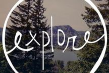 Explore & Experience / Formerly named  'Lifestyle of Dreams' / by Dream Maker's Aspirations
