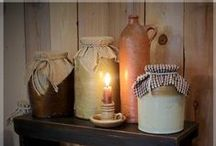 ~Some things Old~ / antiques & collectibles.. especially love prims!!! / by Nancy Eikenberry