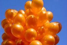 ~Vibrant Orange~ / favorite color! / by Nancy Eikenberry