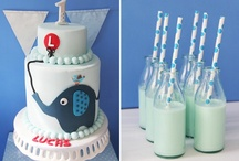 Party idea's / by Holli Holden