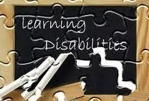 Learning Disabilities / by Crescent Therapy and Assessment Services, LLC
