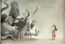 Illustration / by Andrew Jager