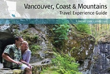 Great Driving Routes / by Vancouver, Coast & Mountains