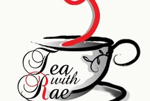 Tea With Rae / Rae is a tea Connoisseur... This board will highlight her delight  and expertise of tea.... / by Rae Lewis-Thornton