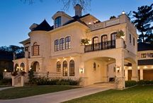 Beautiful Homes! / by Mary Gook