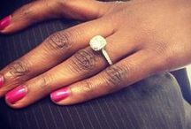 Engagement Rings & Wedding Bands / by Michael C. Fina