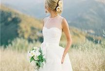 Wedding Dresses We Love / by Michael C. Fina