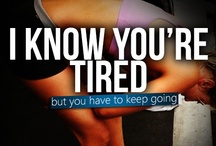 Motivation... Pump It Up! / by cameron michels