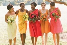 Bridesmaid Beauty / by WeddingMoons