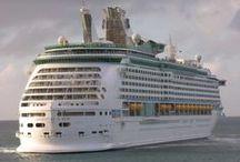 Cruises / by Rosanne Jeziorowski