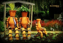 Clay Pots and Clay People / Best things ever invented! / by Karla Grove
